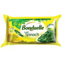 Шпинат Bonduelle листя заморожений продукт 400г