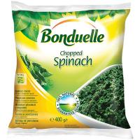 Шпинат Bonduelle різаний у порціях заморожений продукт 400г