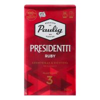 Кава Paulig Presidentti Ruby мелена 500г