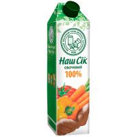 Сік ОКЗДХ овочевий 0,95л