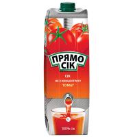 Сік ОКЗДХ Прямосік томатний 1л