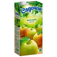 Сік Садочок Яблучний 0,95л