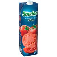Сік Sandora томатний 100% 0,95л