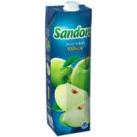 Сік Sandora яблучний 100% 0,95л
