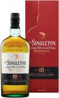 Віскі Singleton of Dufftown 18 років 40% 0,7л x2