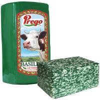 Сир Basilico 45% Prego ваг/кг