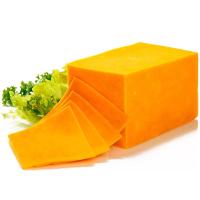 Сир Чеддер червоний 48% Belgomilk ваговий/кг