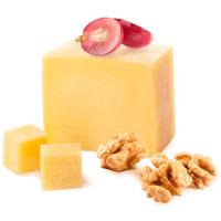 Сир Чеддер Даніель 50% Prego ваг/кг