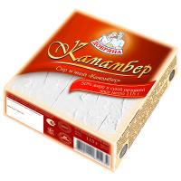 Сир Добряна Камамбер біла пліснява 50% 115г