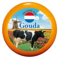 Н Сир Гауда 48% Daily Dairy /кг Флоксан