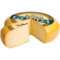 Сир Гауда екстра 48% Amstelland, Нідерланди ваг/кг