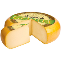 Сир Гауда молодий 48% Amstelland Нідерланди ваг/кг.