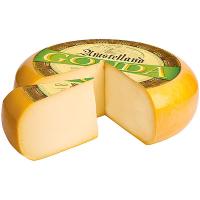 Сир ММ Гауда молодий витр. 4 тижн. Amstelland Нідерланди /кг