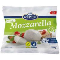 Сир Goldsteig Mozzarella 45% 125г