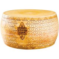 Сир Грана Падано D.O.P. 12-18 місяців 32% Cepparo, Італія ваг/кг