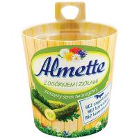 Сир Hochland Almette з огірком та травами 150г
