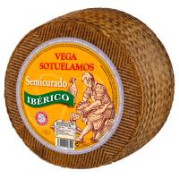 Сир ІБЕРІКО 50% ТМ Vega Sotuelamos 2-3 міс.витр. 100г
