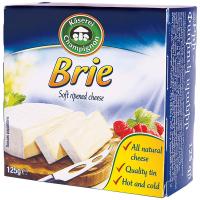 Сир Kaserei Brie 50% 125г