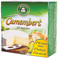 Сир Kaserei Camembert 50% 125г