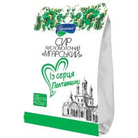 Сир кисломолочний Гармонія Мгарський 5% 400г
