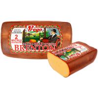 Сир копчений Brenton 45% Prego, Україна 1кг