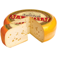 Сир Маасдам 45% Amstelland Нідерланди кг