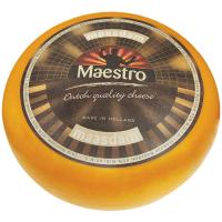 Сир Мааздам 45% Maestro /кг