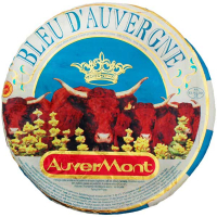 Сир ММ Блю д`Аверне 50% AuverMont Франція 100г