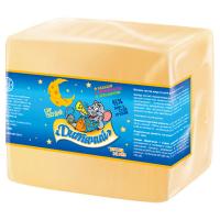 Сир ММ Дитячий преміум 45% Клуб сиру ваг/кг