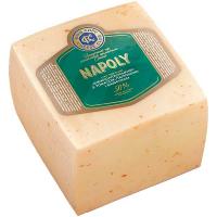 Сир ММ Неаполітанський брус 50% Клуб сиру ваг