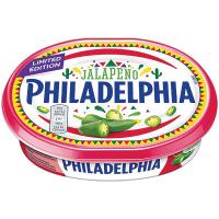 Сир Philadelphia Jalapeno з гострим перцем чілі 175г