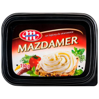Сир Mlekovita Mazdamer ser topiony плавлений 50% 150г