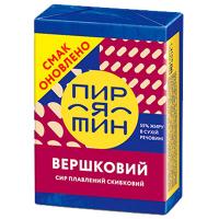 Сир плавлений Пирятин Вершковий 55% 90г