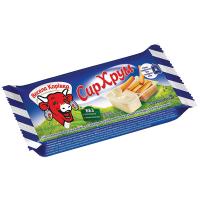 Сир плавлений Весела Корівка 45% з хліб.паличками 35г