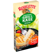 Сир Rougette Grill-Kase з травами 55% 2*90г
