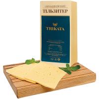 Сир Тільзитер 44,5% Trikata Латвія ваг