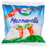 Сир Zuger Mozzarella 125г
