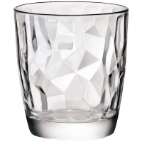 Склянка Bormioli Diamond 390мл арт.302260