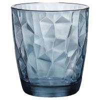 Склянка Bormioli Rocco Diamond Ocean blue 305мл арт.321190
