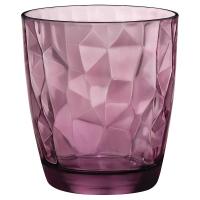 Склянка Bormioli Rocco Diamond Rock Purple 305мл арт.321190
