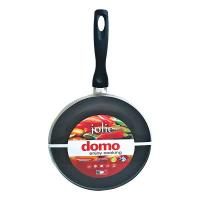 Сковорода Domo Jolie 26см +кришка скло