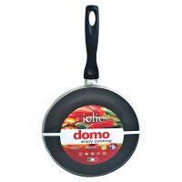 Сковорода Domo Jolie 28см +кришка скло