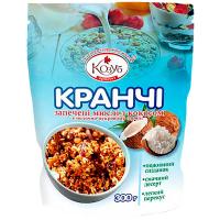 Сніданок Козуб Сухий Кранчі з кококсом 300г