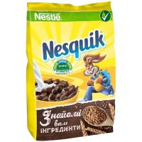 Сніданок Nesquik шоколадний Вітамін D 225г