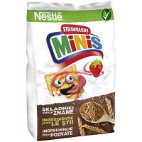 Сніданок Nestle Strawberry Minis сухий 250г