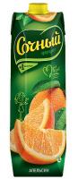 Сік Сочный Апельсиновий 1л
