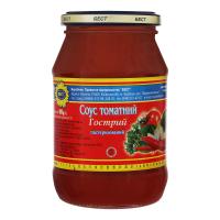 Соус Бест томатний гострий 480г