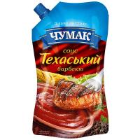 Соус Чумак Техаський барбекю 200г