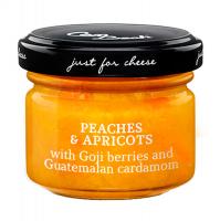 Соус Con Bech до сиру з персиків/абрикосів ягод.горжі 29г