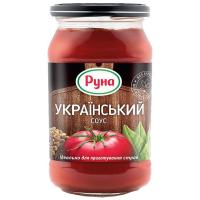 Соус Руна Український 485г